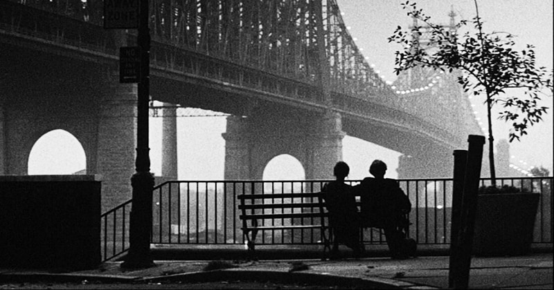 Manhattan di Woody Allen (1979)
